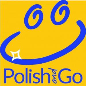 Polish & Go Square Logo